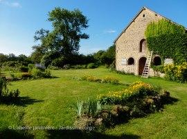 20120804 - Yonne - Jardin privé campagnard