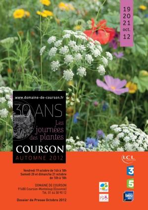 Les journées des plantes - Domaine de Courson