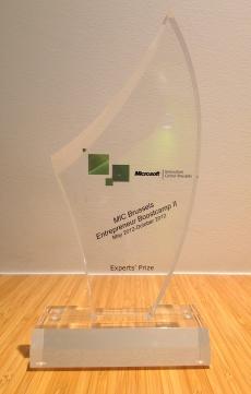 Jardissimo reçoit le prix des experts !