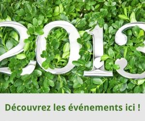 Calendrier 2013: les grandes manifestations internationales et régionales