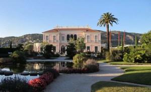 Villa Ephrussi de Rothchild
