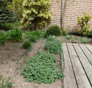 Organiser une fête de jardin n'est pas une sinécure ...